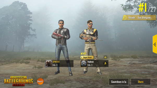 How to improve the PUBG Mobile gameplay on my Lenovo K8 Plus - Quora