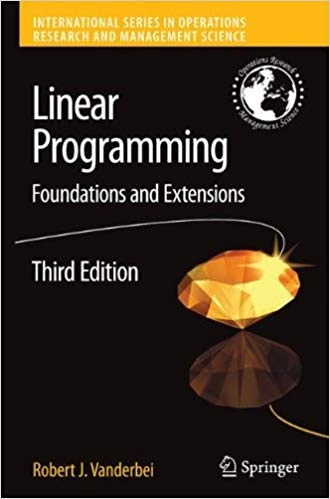 What are good textbooks for linear programming problems (LPP