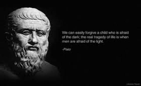It Comes From One Of The Worldu0027s Oldest And Most Famous Books: The Republic  By Plato. In One Of Its Central Texts, We Have Socrates Suggest That All Of  ...