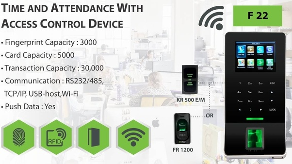 Which Biometric attendance machine is good for office? - Quora