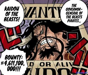 How High Is King And Queen S Bounty In One Piece Quora