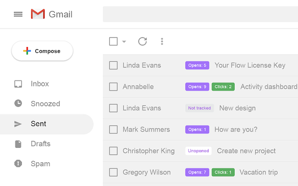 See when someone opens your email