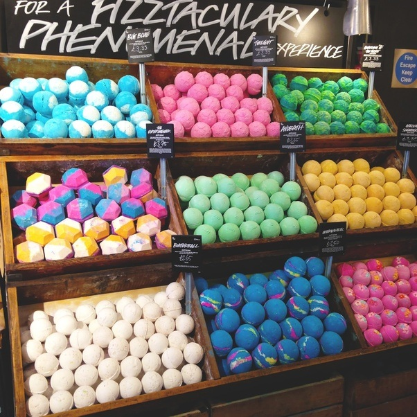 Which US retailers carry LUSH Cosmetics products? - Quora
