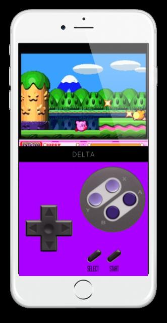 iphone game emulators