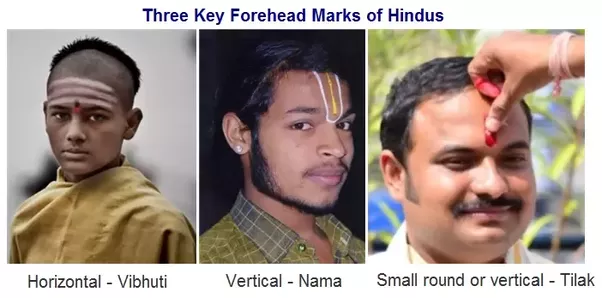 In Hindu Religion Whats The Reason We Do Tilak On Our Forehead And
