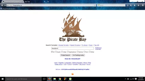 How to download content from a kickass torrent quora note that i have already typed deadpool in the search area click on pirate search now you will have ample of torrents to choose from ccuart Image collections