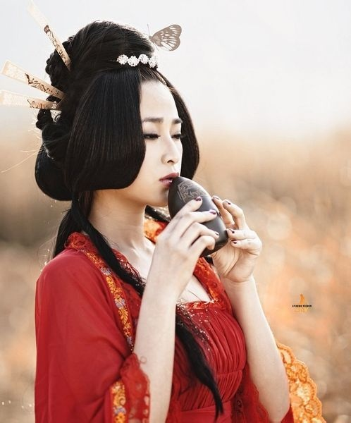 What were some popular female hairstyles in Ancient China ...