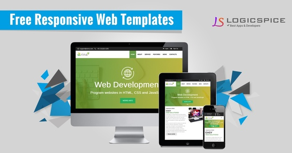 Where can i get free attractive website templates to make a business these professional website templates can be totally download commercial purpose without any restriction so logicspice is the right place to select free web accmission Gallery