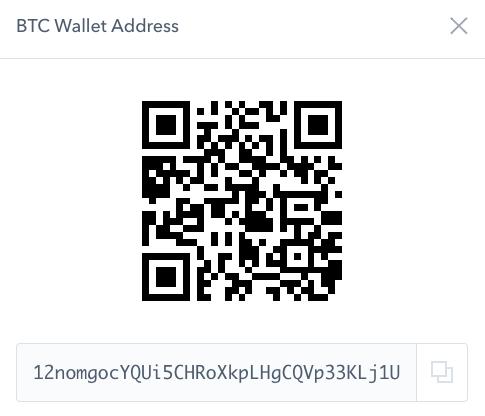 bitcoin wallet adresa se schimbă