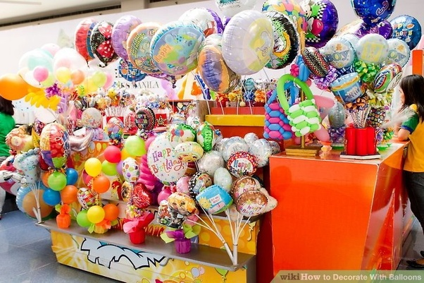 Where Can I Buy A Helium Balloon In Delhi Quora