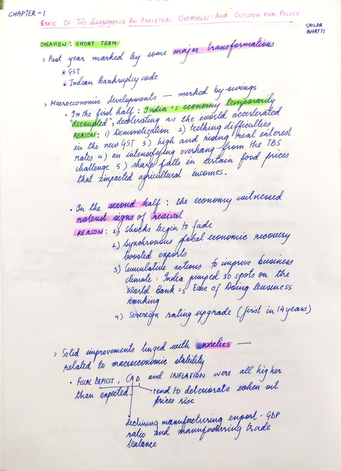 What Is The Best Note Making And Revision Strategy For