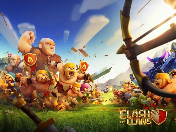 Extraordinaire How to change to the global setting in the Clash of Clans game - Quora KR-68