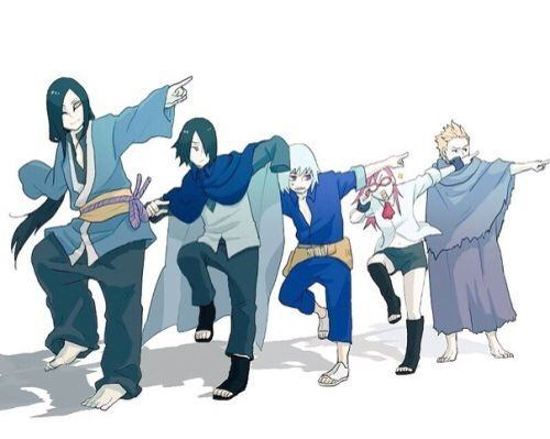 what are some old naruto characters that will appear in boruto
