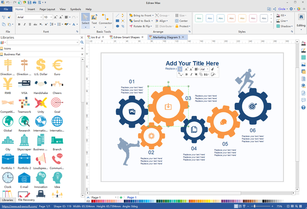 Why is there no Application in Open Office that can open Visio files