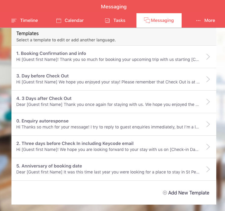 Is there a cool way to automate Airbnb communication with my guests