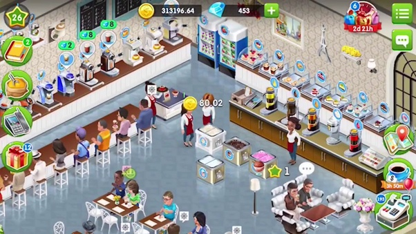 Is there a mod for 'My Cafe' game in Luck Patcher? - Quora