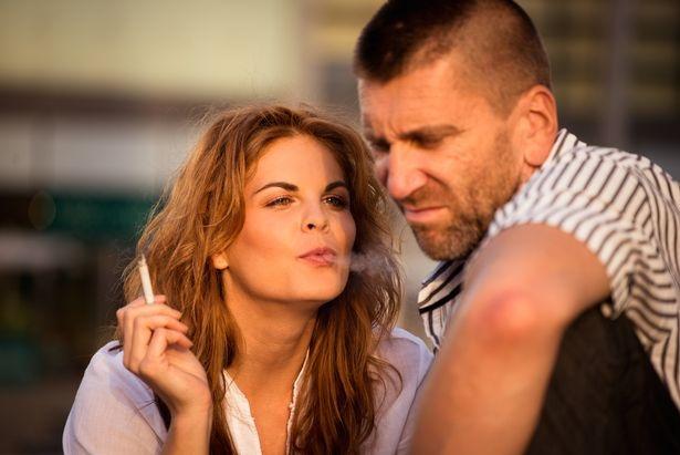 Smoking relationship deal breaker