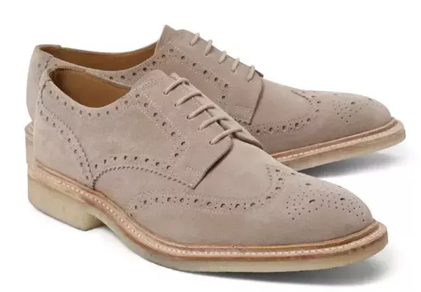 How To Clean Suede Shoes Life Tailored