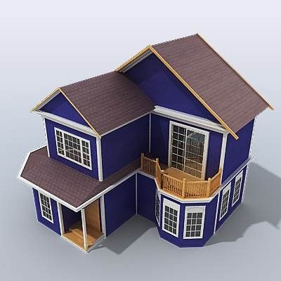 How Can I Build A Model House Out Of Wood?