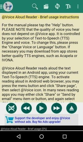 Best free speed reading app android