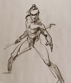 Is Gesture Drawing A Good Way Of Studying Anatomy Quora