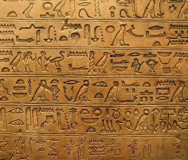 Are there still some Egyptians that still speak ancient