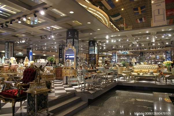 What Are Some High Class Luxury Furniture Stores Near