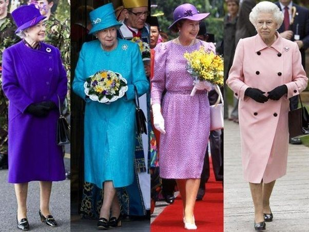 How Were The Clothes Queen Elizabeth Wore Chosen Quora