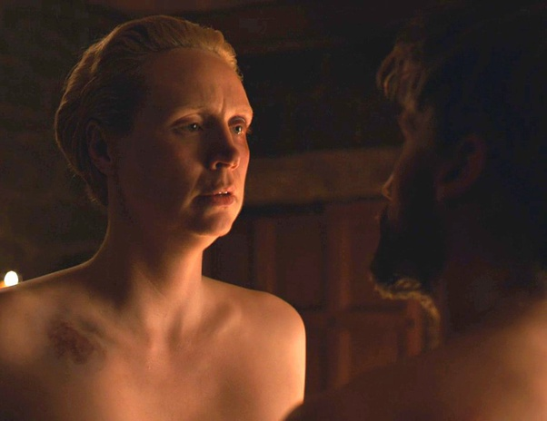 Brienne Of Tarth Naked