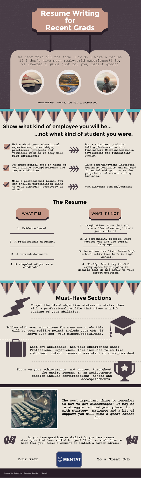 How to make an appealing resume when I\'m 19 and have no good job ...