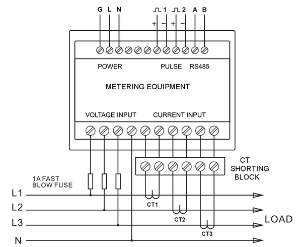 Why Is The Current Transformer Safe When The Secondary Is A Short Circuit