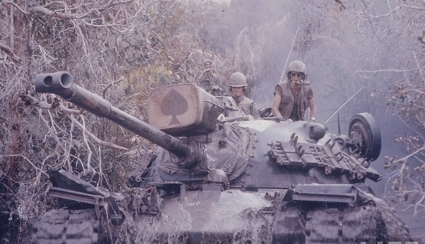 During the Vietnam War, what was the typical day like for a US