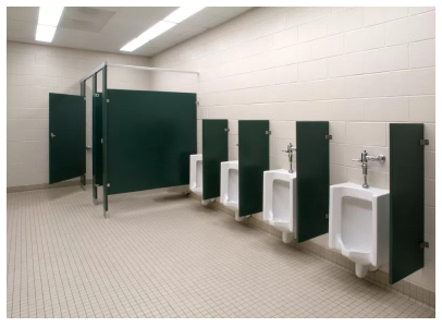 What Is The Most Durable Material For Toilet Cubicles Or Toilet - Stainless steel bathroom partitions