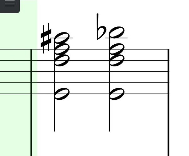 What is a chord containing E, D, F and A# called? - Quora