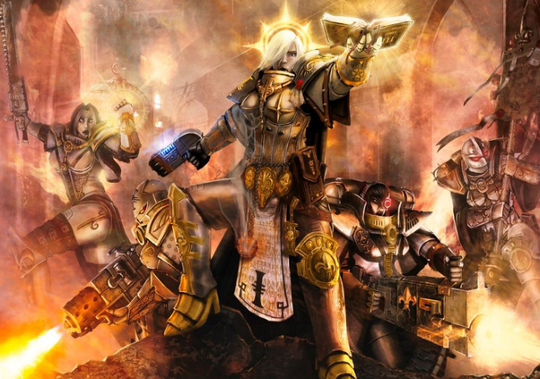 What Makes Warhammer 40k Resonate With You Quora
