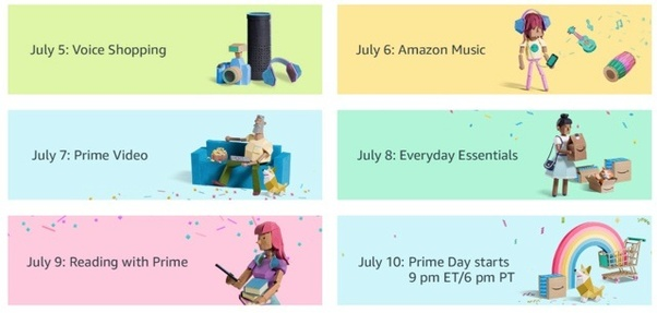 1727ed6d37 This time the best thing the amazon is offering free and unlimited shipping  on more than a shocking 50 million items on prime day but this is for Amazon  ...