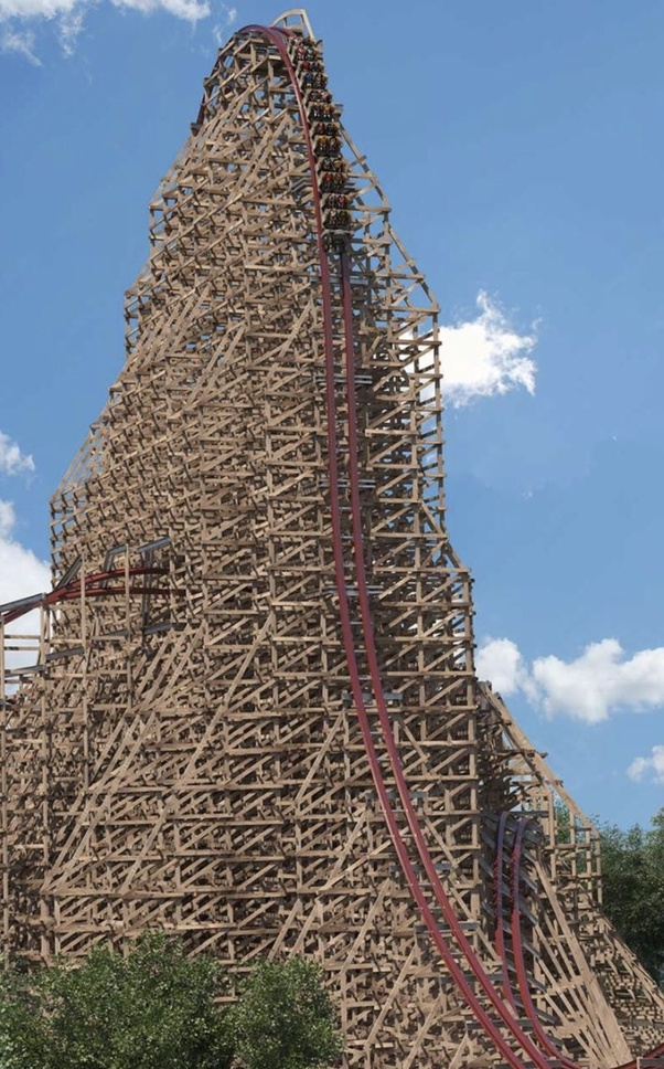 Where Is The Best Roller Coaster In The United States Quora