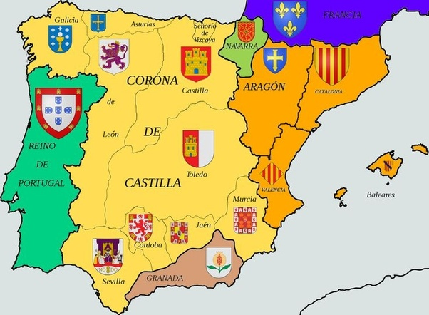 Why did Spain invade and occupy Portugal in the 17th century