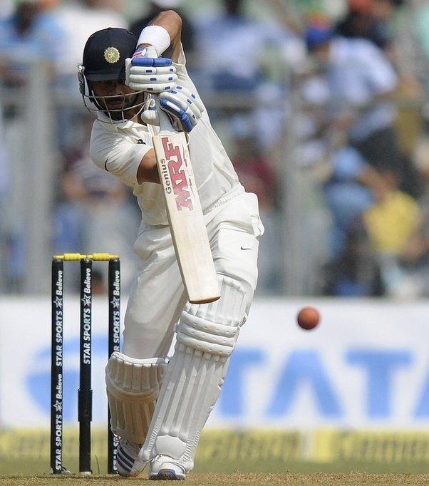 Do you really enjoy Virat Kohli's batting as much you used ... Sachin Tendulkar Cover Drive