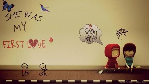 First love memories