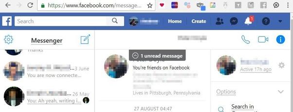 How to delete Messenger messages in bulk - Quora