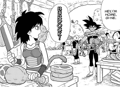Overall shes better at drawing in toriyama style than toyotaro so i wonder why shes not doing dragon ball super
