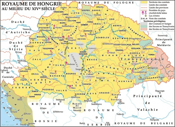 the cumans the yazigs the saxons and the hungarian szeklers the vlach most likely due to their insignificant numbers arent even depicted let alone