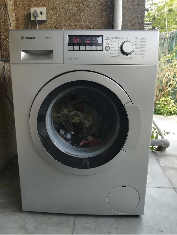 Which front load washing machine is better, IFB, Bosch or LG ... on