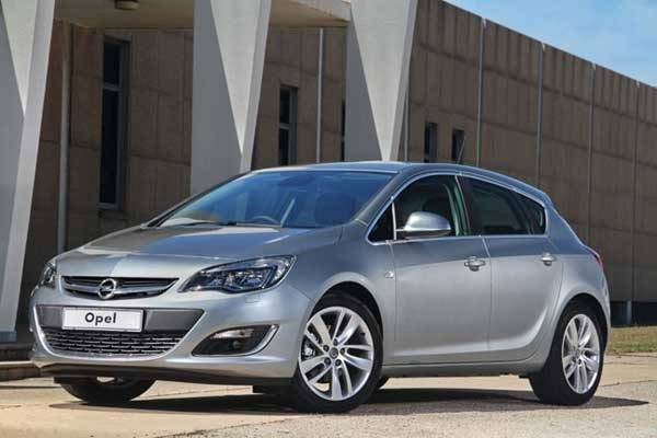 Are there significant differences between the Buick, Opel, Vauxhall