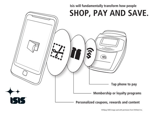 Google Acquera-t-il SoftCard (ISIS) pour concurrencer Apple Pay?