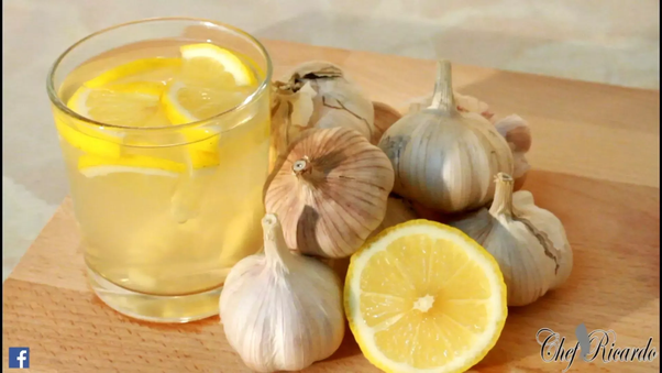 Is it harmful drinking lemon and garlic water daily? - Quora
