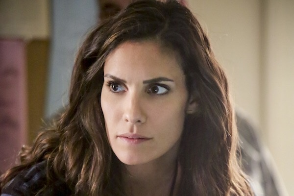 Why does my grandmother think the actress who plays Kensi on