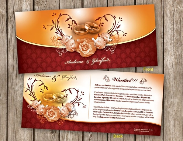 How can i get cheap wedding invitations quora helloif you are looking attractive eye catching unique modern style wedding invitation cards i will offered you to create your wedding card only 5 stopboris Image collections