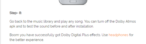 How to install Dolby Atmos in a Redmi Note 4 without a root - Quora